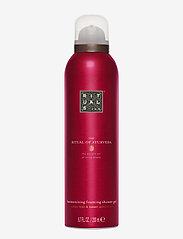 Rituals - The Ritual of Ayurveda Foaming Shower Gel - suihku & kylpy - no color - 0