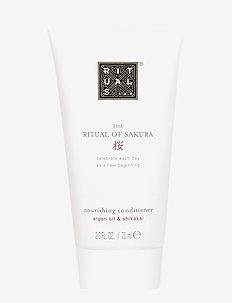 The Ritual of Sakura Conditioner 70ml - balsam - clear