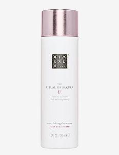 The Ritual of Sakura Shampoo - shampoo - clear