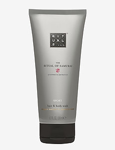 The Ritual of Samurai Hair & Body Wash - schampo - no color