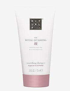 The Ritual of Sakura Shampoo 70ml - schampo - clear