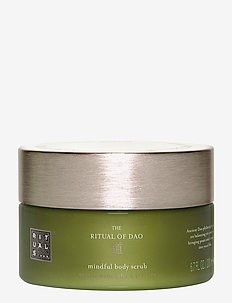 The Ritual of Dao Body Scrub - NO COLOUR