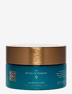 The Ritual of Hammam Hot Scrub - NO COLOUR