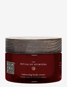 The Ritual of Ayurveda Body Cream - NO COLOR