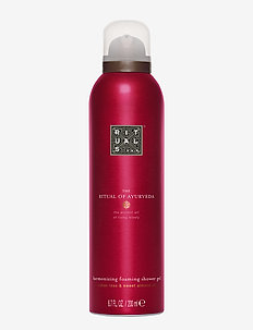 The Ritual of Ayurveda Foaming Shower Gel - bad & dusch - no color
