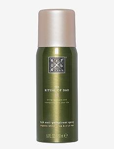 The Ritual of Dao Anti-perspirant Spray - NO COLOR