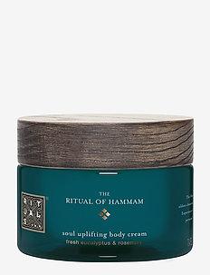 The Ritual of Hammam Body Cream - body cream - no color