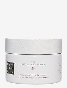 The Ritual of Sakura Body Cream - body cream - no color