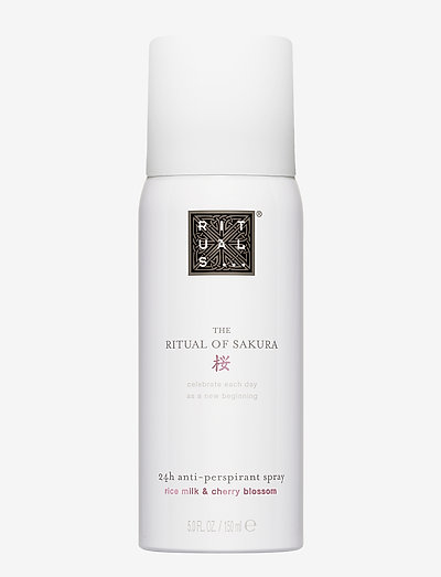The Ritual of Sakura Anti-Perspirant Spray - deospray - no color