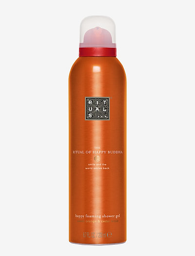 The Ritual of Happy Buddha Foaming Shower Gel - NO COLOR