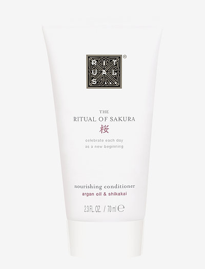 The Ritual of Sakura Conditioner 70ml - balsam - clear