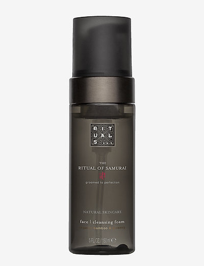 The Ritual of Samurai Face Cleansing Foam - ansigtsrens - no color
