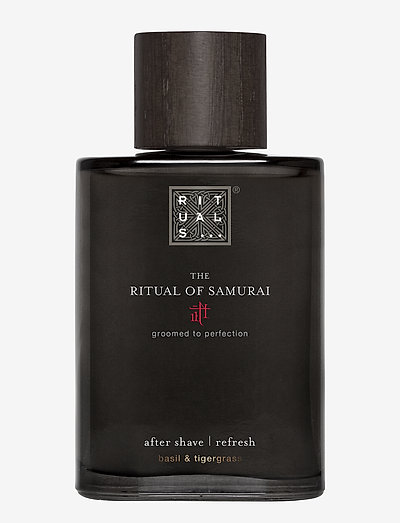 The Ritual of Samurai After Shave Refresh Gel - aftershave - no color