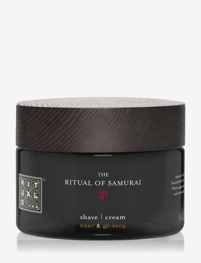 The Ritual of Samurai Shave Cream - barbergel - no color