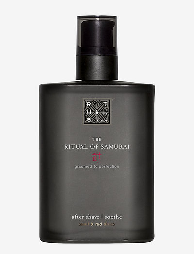 The Ritual of Samurai After Shave Soothing Balm - aftershave - no color