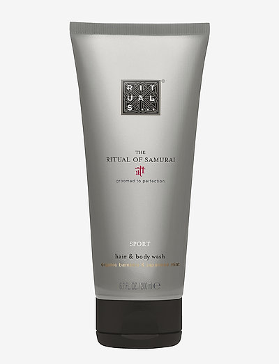 The Ritual of Samurai Hair & Body Wash - shampo - no color