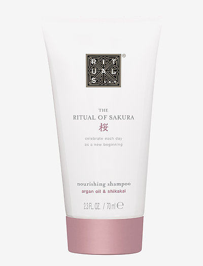 The Ritual of Sakura Shampoo 70ml - schampo - clear