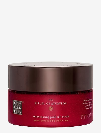 The Ritual of Ayurveda Body Scrub - NO COLOUR