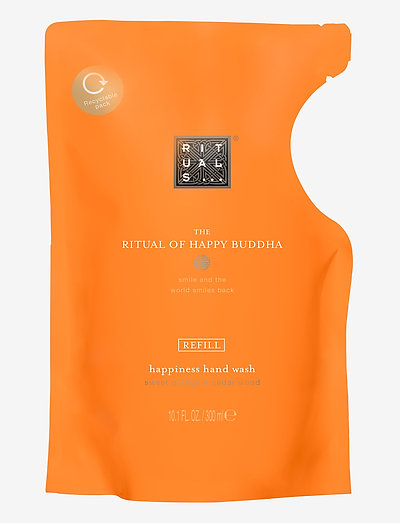 The Ritual of Happy Buddha Refill Hand Wash - håndsåpe - no colour