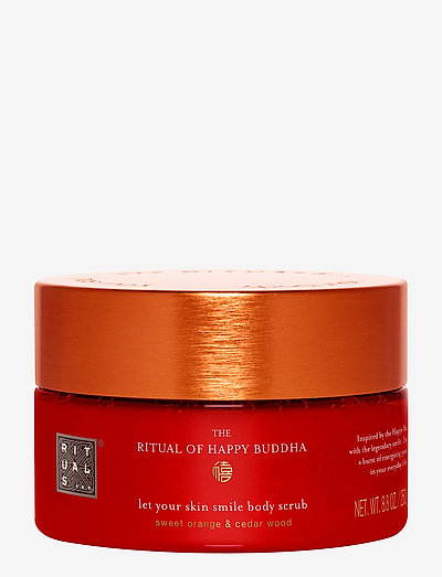 The Ritual of Happy Buddha Body Scrub - NO COLOUR