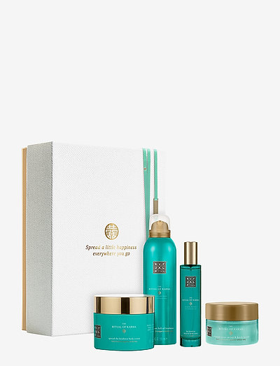 The Ritual of Karma - Soothing Collection - kroppsvårdsset - no colour