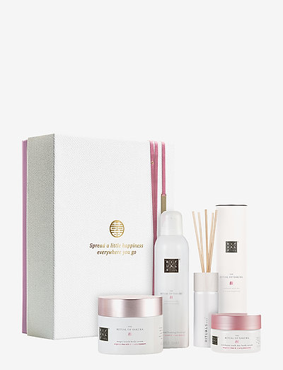 The Ritual of Sakura - Renewing Collection - bath & body sæt - no colour