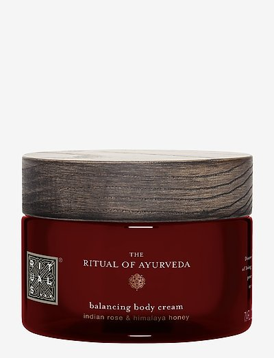 The Ritual of Ayurveda Body Cream - body cream - no color