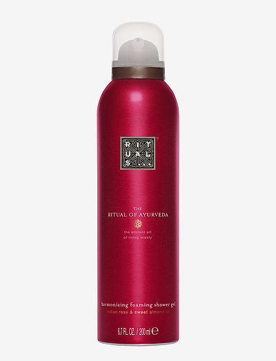 The Ritual of Ayurveda Foaming Shower Gel - suihku & kylpy - no color