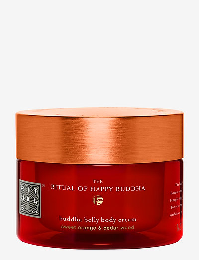 The Ritual of Happy Buddha Body Cream - body cream - no color