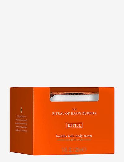 The Ritual of Happy Buddha Body Cream Refill - body cream - clear