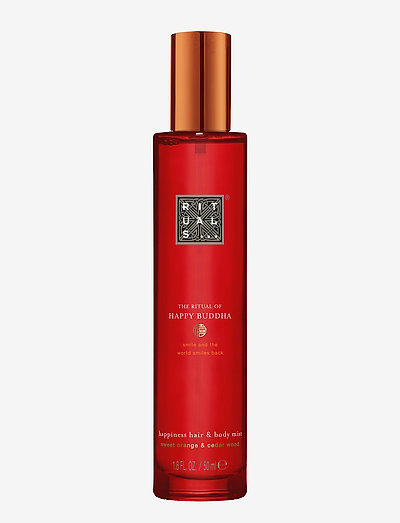 The Ritual of Happy Buddha Hair & Body Mist - hair mist - no color