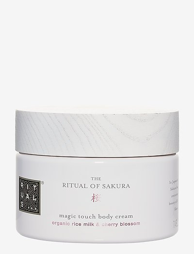 The Ritual of Sakura Body Cream - body cream - no color