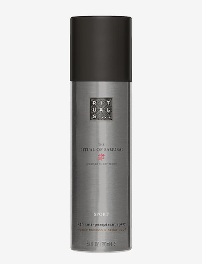 The Ritual of Samurai Anti-Perspirant Spray Sport - deospray - no color