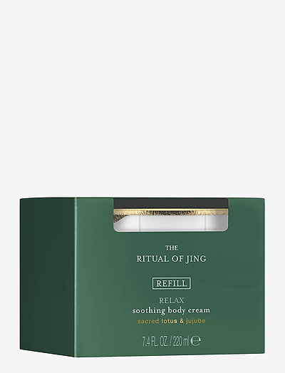The Ritual of Jing Body Cream Refill - body cream - no colour