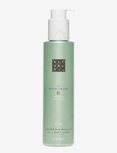 The Ritual of Jing Shower Oil - bad & dusch - clear