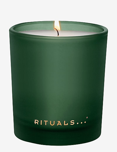 The Ritual of Jing Scented Candle - doft - clear