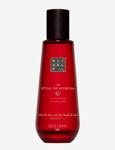 The Ritual of Ayurveda Dry Oil VATA - kropsolier - clear