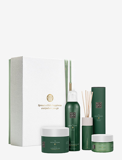 The Ritual of Jing - Calming Collection - kroppsvårdsset - no colour
