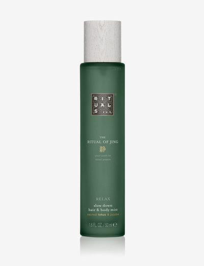 The Ritual of Jing Hair & Body Mist - hair mist - no colour