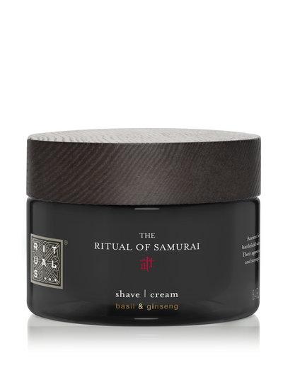 The Ritual of Samurai Shave Cream - NO COLOR