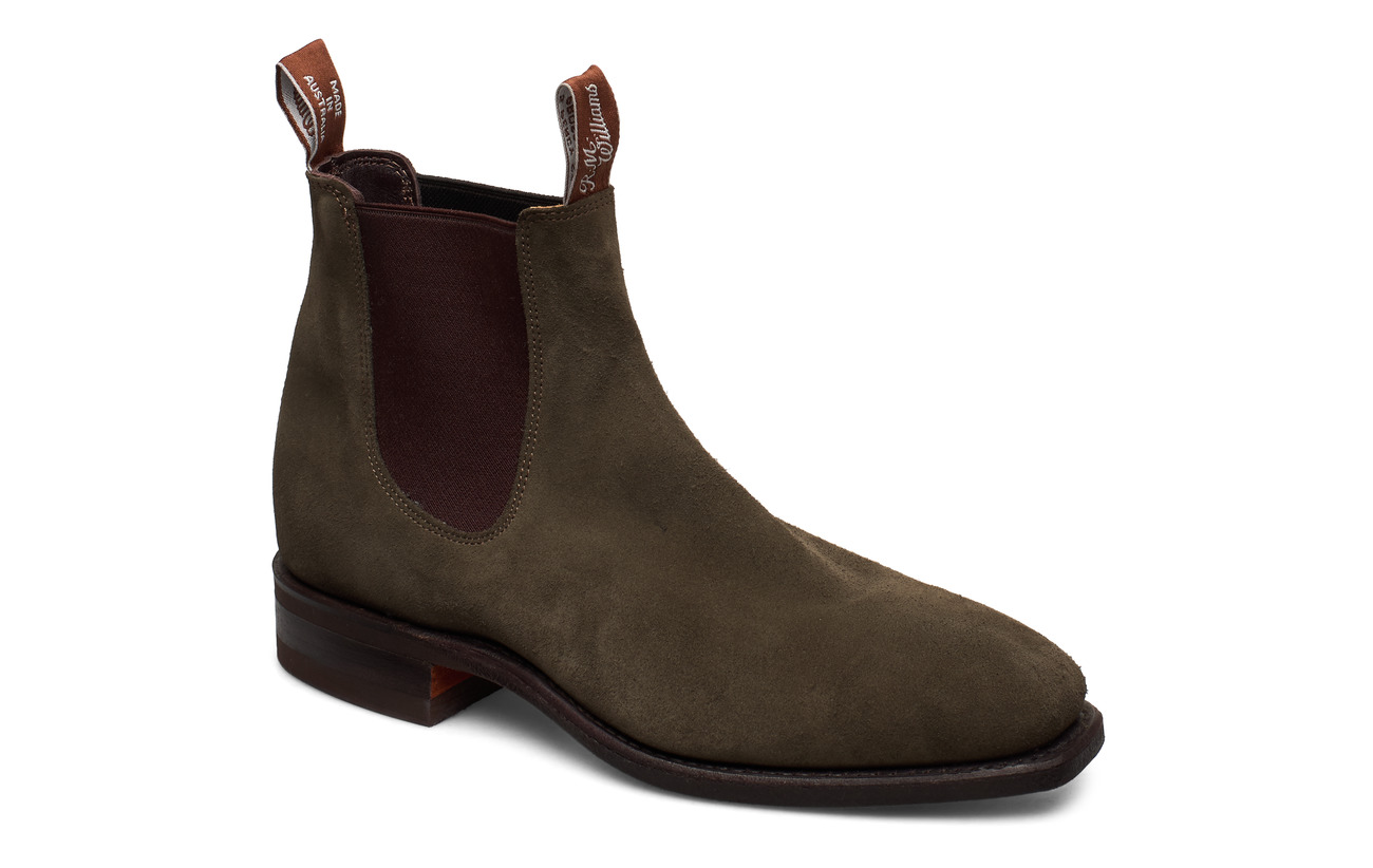 R.M. Williams Blaxland G - KHAKI 61