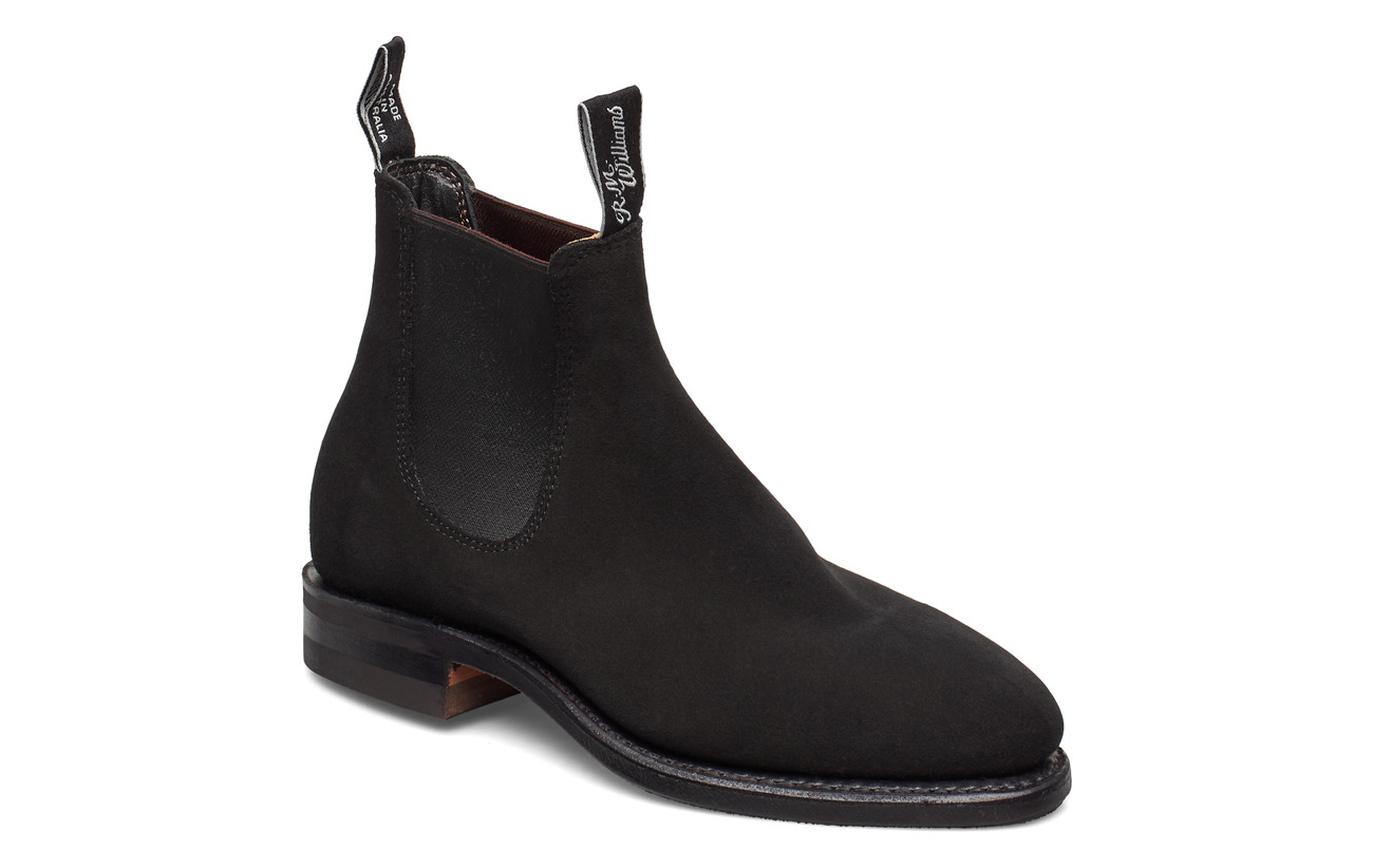R.M. Williams Macquaire G - BLACK