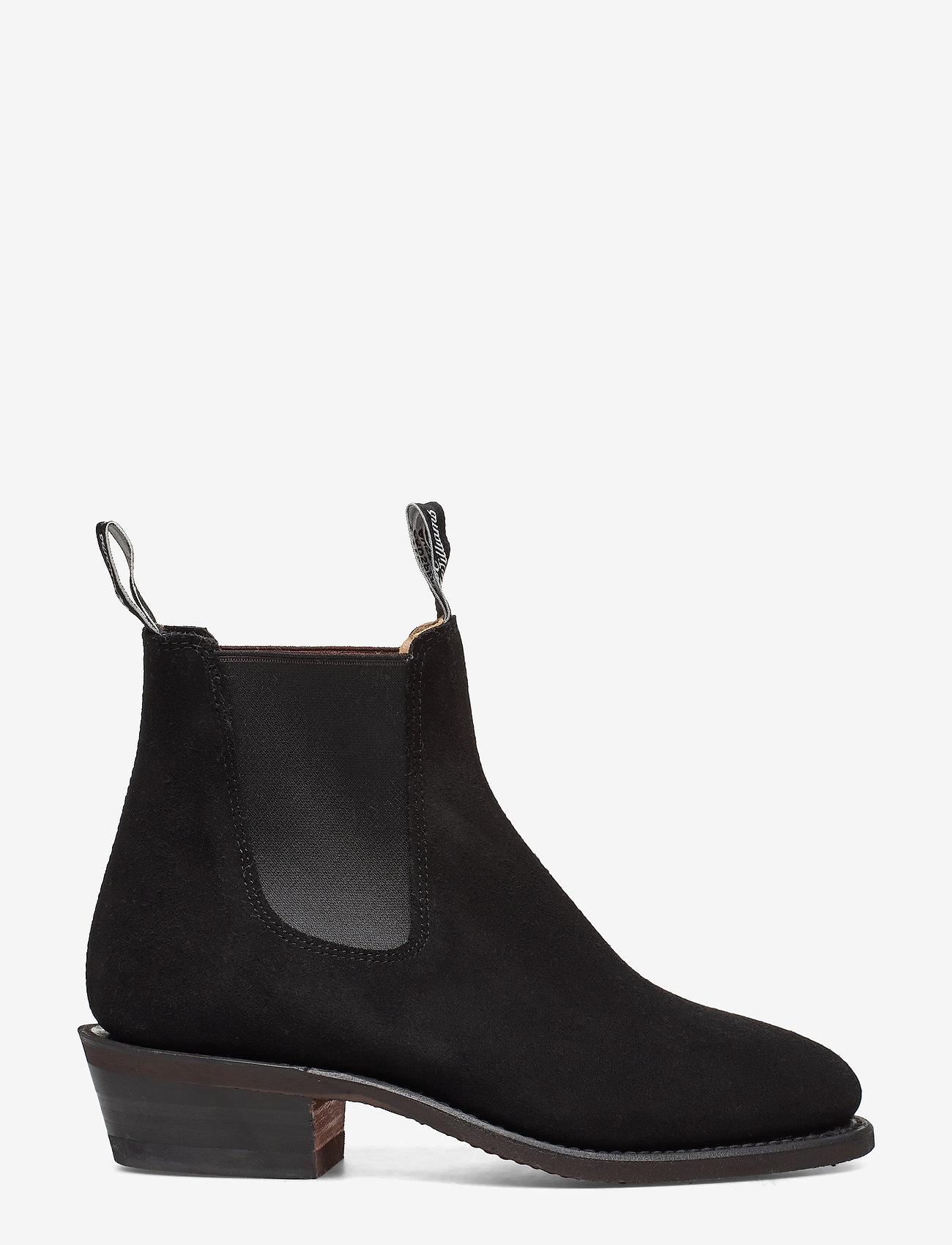 R.M. Williams - The Yearling G - ankelstøvler med hæl - black - 1