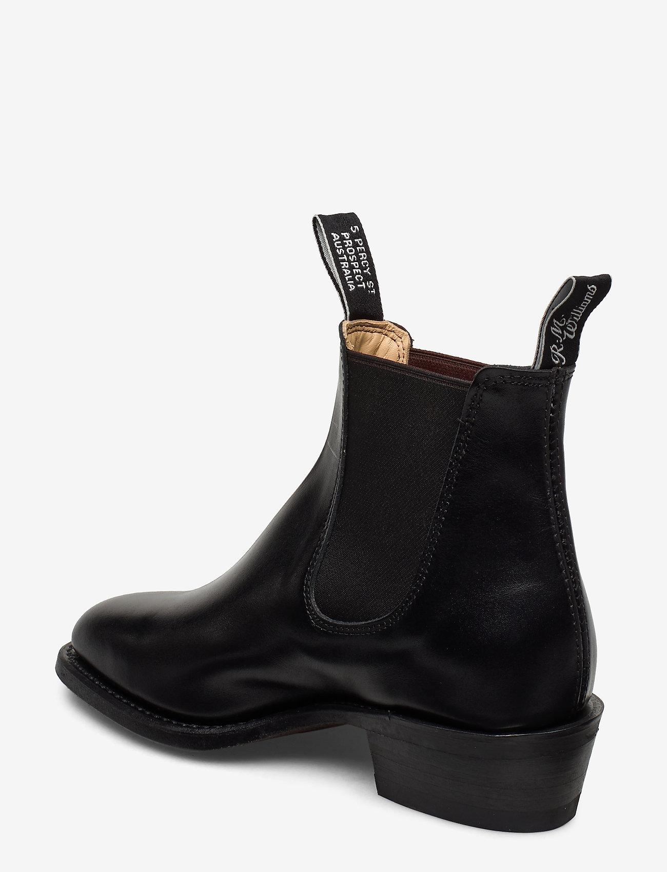 R.M. Williams - The Yearling - ankelstøvler med hæl - black - 2