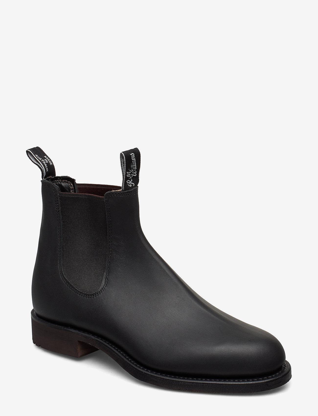 R.M. Williams - Gardener G - chelsea boots - black - 0