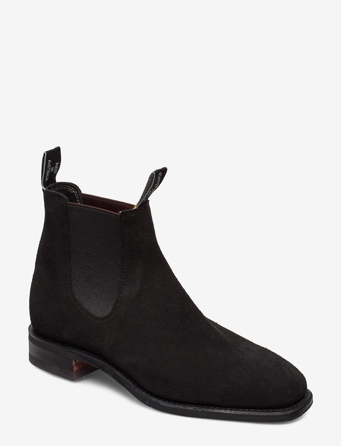 R.M. Williams - Blaxland - chelsea boots - black - 0