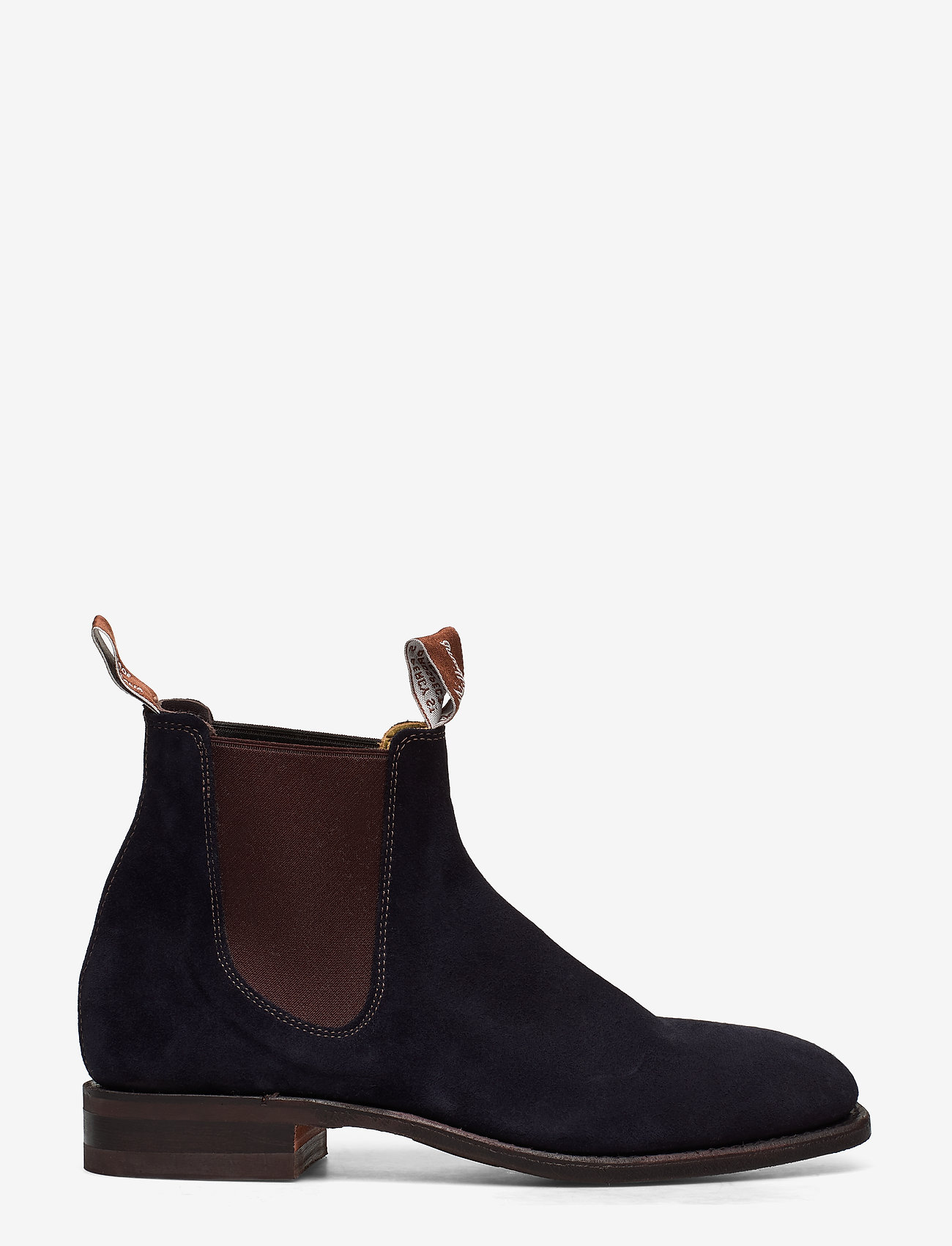 R.M. Williams - Blaxland G - chelsea boots - navy blue r9 - 1
