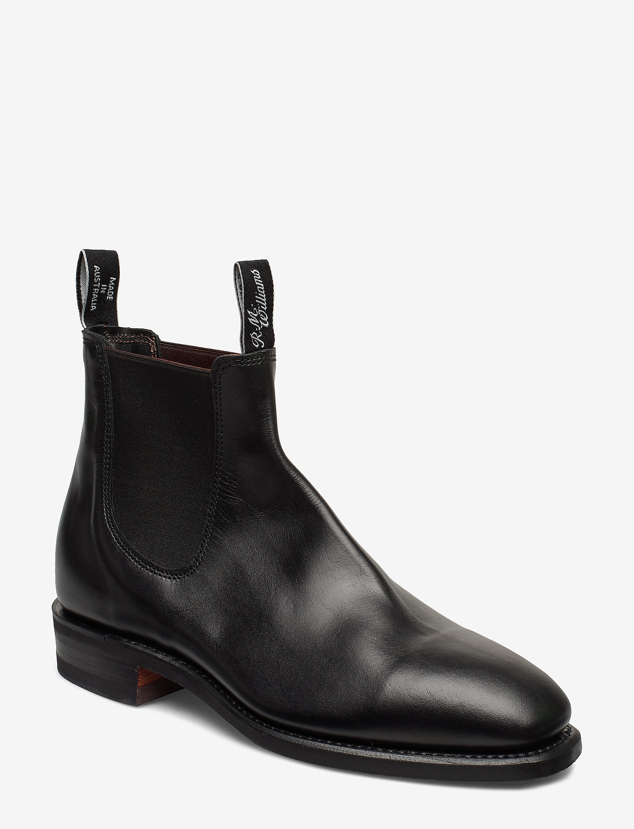 R.M. Williams - Blaxland - chelsea boots - black - 0