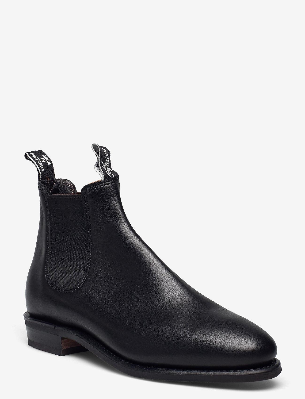 R.M. Williams - Adelaide D Yearling Black 6+ - schoenen - black - 0