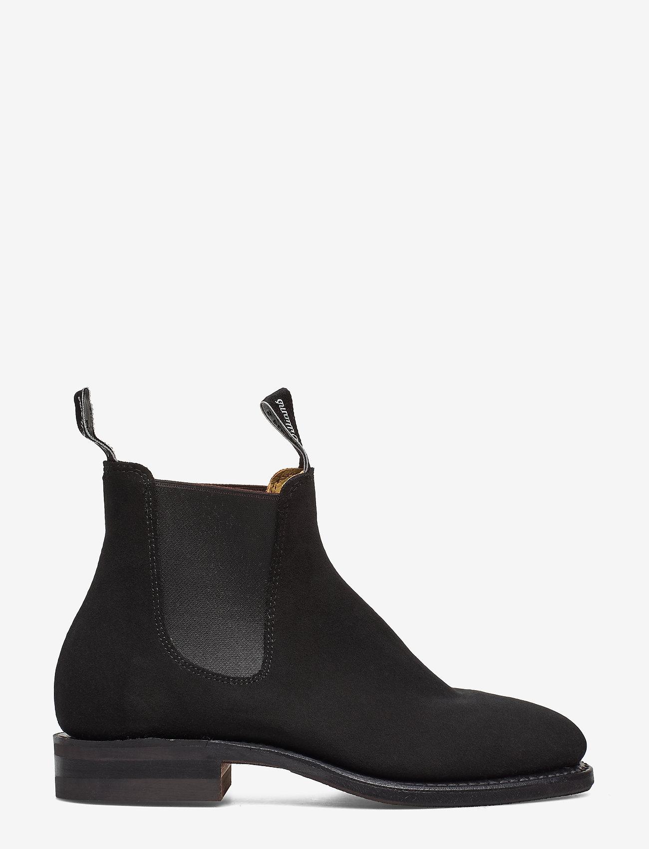 R.M. Williams - Macquaire - chelsea boots - black - 1
